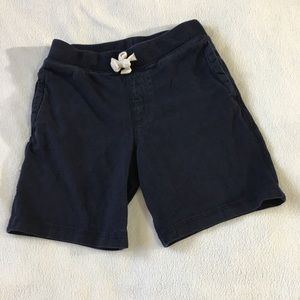 Baby Gap 3T navy 100% cotton pull on shorts